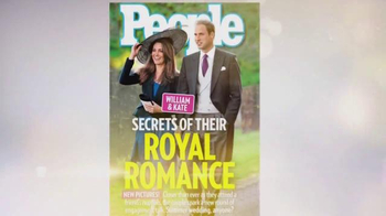 People Magazine TV Spot, 'Royal Family' Song by Bruno Mars - Thumbnail 5
