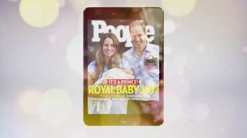 People Magazine TV Spot, 'Royal Family' Song by Bruno Mars - Thumbnail 7