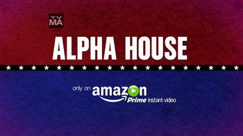 Amazon Instant Video TV Spot, 'Alpha House' - Thumbnail 1