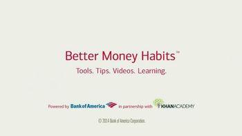Bank of America & Khan Academy TV Spot, 'Better Money Habits' - Thumbnail 10