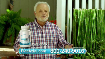 Axial Rx TV Spot, 'Joint Pain Relief' - Thumbnail 4