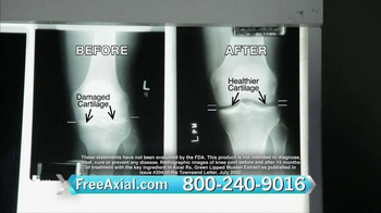 Axial Rx TV Spot, 'Joint Pain Relief' - Thumbnail 6