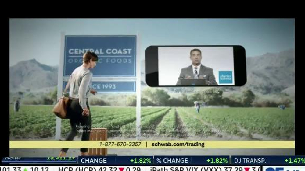 Charles Schwab Trading Services TV Commercial, 'Make Your ...