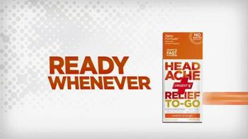 UrgentRx Fast Powders TV Spot, 'Ready Whenever' - Thumbnail 6