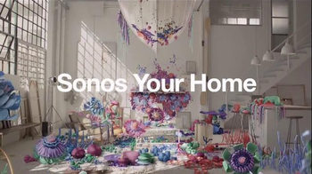 Sonos Play: 1 TV Spot, 'Claymation' Song by Sylvan Esso - Thumbnail 8