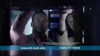 ITT Technical Institute Opportunity Scholarships TV Spot, 'High Tuition' - Thumbnail 7