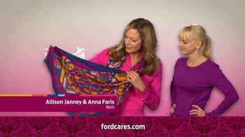 Ford Warriors in Pink TV Spot Featuring Allison Janney & Anna Faris - Thumbnail 1