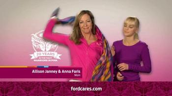 Ford Warriors in Pink TV Spot Featuring Allison Janney & Anna Faris - Thumbnail 8