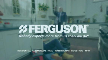Ferguson TV Spot, 'Plumber' Featuring Terry Bradshaw - Thumbnail 10