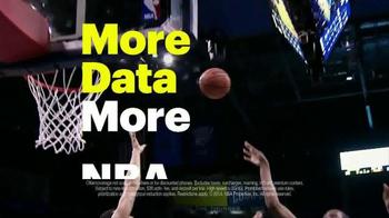 Sprint Family Share Pack TV Spot, 'More Data for More NBA' - Thumbnail 8