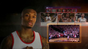 NBA Game Time App TV Spot, 'The Pledge' Ft. LeBron James, Blake Griffin - Thumbnail 3
