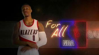 NBA Game Time App TV Spot, 'The Pledge' Ft. LeBron James, Blake Griffin - Thumbnail 5