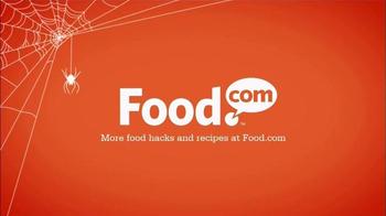 Food.com TV Spot, 'Find Food Hacks and Recipes' - Thumbnail 10