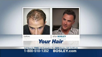Bosley TV Spot, 'Which Would you Choose?' - 931 commercial airings