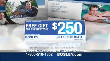 Bosley TV Spot, 'Which Would you Choose?' - Thumbnail 8