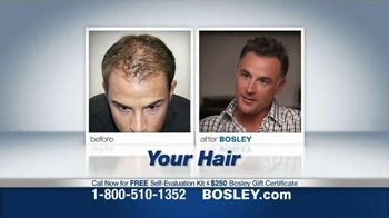 Bosley TV Spot, 'Which Would you Choose?'