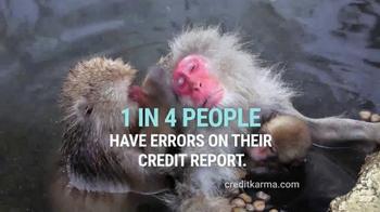 Credit Karma TV Spot, \'Baboons\'