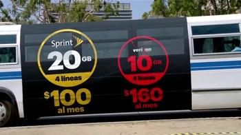 Sprint Family Share Pack TV Spot, 'Leaving Verizon' [Spanish] - Thumbnail 3