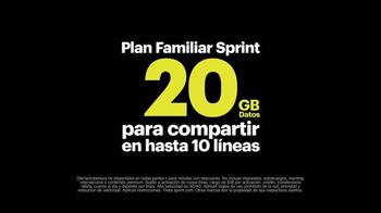 Sprint Family Share Pack TV Spot, 'Leaving Verizon' [Spanish] - Thumbnail 8