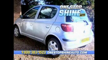 One Stop Shine Auto TV Spot, 'Washing Your Car Again?' - Thumbnail 8