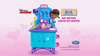 Disney Doc McStuffins Get Better Checkup Center TV Spot, 'Doc is In!' - Thumbnail 10