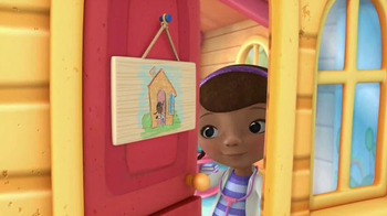 Disney Doc McStuffins Get Better Checkup Center TV Spot, 'Doc is In!' - Thumbnail 2