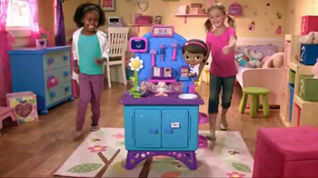 Disney Doc McStuffins Get Better Checkup Center TV Spot, 'Doc is In!' - Thumbnail 3