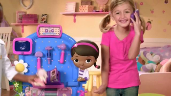 Disney Doc McStuffins Get Better Checkup Center TV Spot, 'Doc is In!' - Thumbnail 4