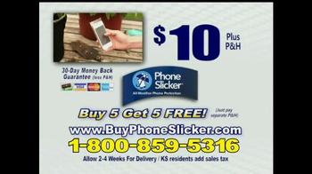 Phone Slicker Sleeve TV Spot, '3 Layers of Protection' - Thumbnail 10