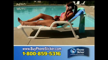 Phone Slicker Sleeve TV Spot, '3 Layers of Protection' - Thumbnail 5