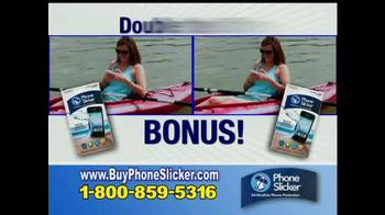 Phone Slicker Sleeve TV Spot, '3 Layers of Protection' - Thumbnail 9