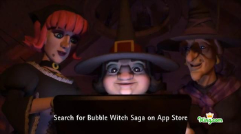 Bubble Witch Saga TV Spot, \'Cauldron\'