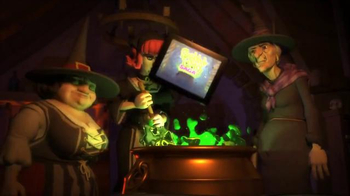 Bubble Witch Saga TV Spot, 'Cauldron' - Thumbnail 2