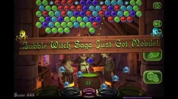 Bubble Witch Saga TV Spot, 'Cauldron' - Thumbnail 3