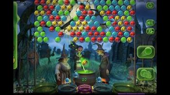 Bubble Witch Saga TV Spot, 'Cauldron' - Thumbnail 4