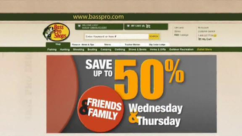 Bass Pro Shops Friends and Family Sale TV Spot - Thumbnail 8