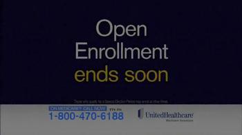 UnitedHealthcare TV Spot, 'Open Enrollment Ends Soon' - Thumbnail 1