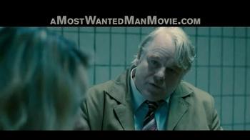 A Most Wanted Man Digital HD TV Spot
