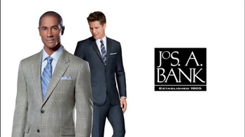 JoS. A. Bank TV Spot, 'October: BOG3 Suits Plus Three Traveler Shirts' - Thumbnail 2