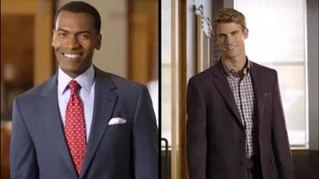 JoS. A. Bank TV Spot, 'October: BOG3 Suits Plus Three Traveler Shirts' - Thumbnail 3
