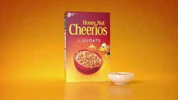 Honey Nut Cheerios TV Spot, 'Presenting' - Thumbnail 10