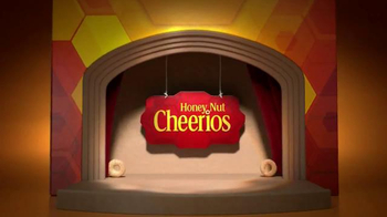 Honey Nut Cheerios TV Spot, 'Presenting' - Thumbnail 4
