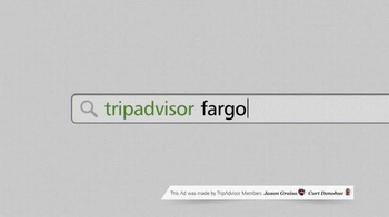 Trip Advisor TV Spot, 'Fargo' - Thumbnail 5