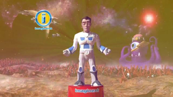 Imaginext Space Supernova Battle Rover TV Spot, 'Alien Invasion' - Thumbnail 2