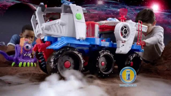 Imaginext Space Supernova Battle Rover TV Spot, 'Alien Invasion' - Thumbnail 3
