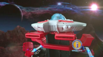 Imaginext Space Supernova Battle Rover TV Spot, 'Alien Invasion' - Thumbnail 6