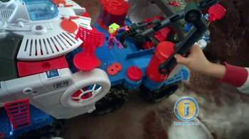 Imaginext Space Supernova Battle Rover TV Spot, 'Alien Invasion' - Thumbnail 8