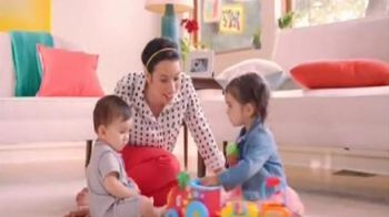 Fisher Price Smart Stages Train TV Spot - 2025 commercial airings