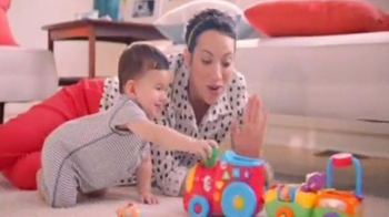 Fisher Price Smart Stages Train TV Spot - Thumbnail 8