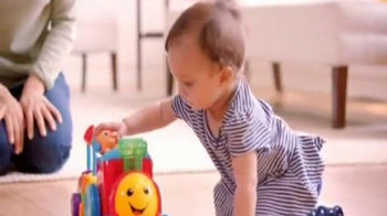 Fisher Price Smart Stages Train TV Spot - Thumbnail 2